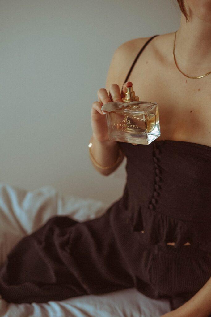 ekskluzywny zapach damski