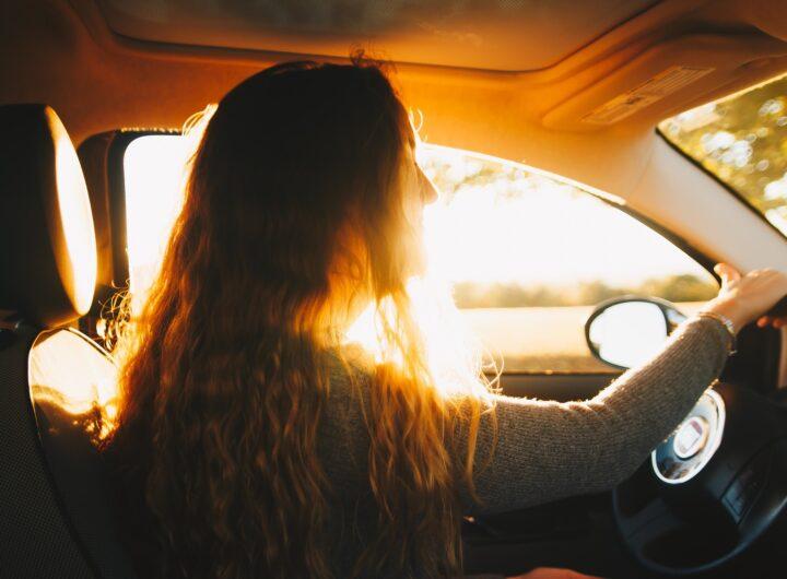 Auto do jazdy po mieście